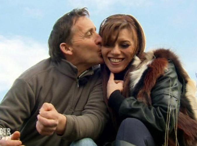 Photos : le bisou de Philippe et Nina