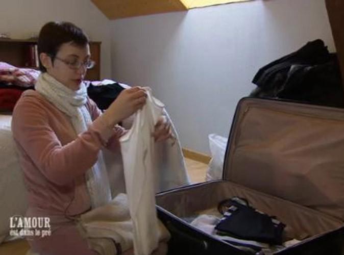 Marie refait sa valise, sans regret