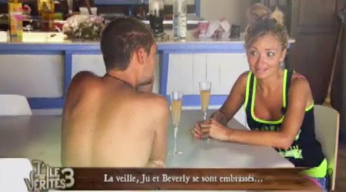 Beverly essaye de rendre jaloux Ju