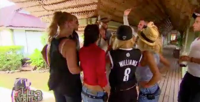 Le group Organiz' rend visite à la villa