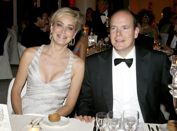 Photos : une aventure entre le prince et Sharon Stone