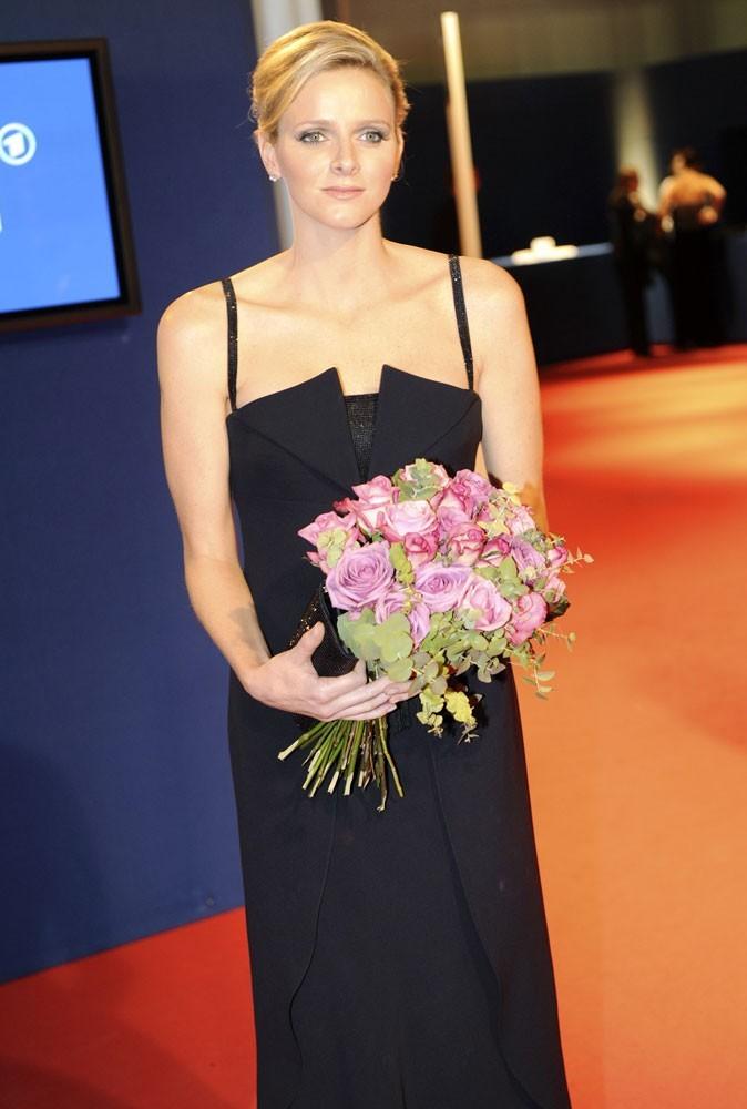 Photos : Charlene Wittstock s'était rendue à Berlin en 2009 pour le Bambi Award