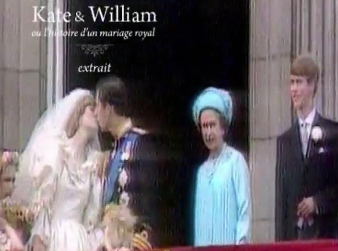 Exclu Public : video : Prince William et Kate Middleton : on attend le baiser au balcon… avec impatience !