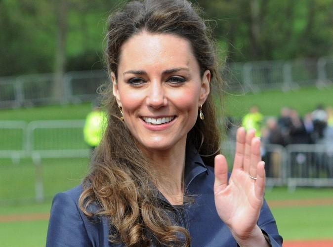 Kate Middleton : elle aurait créé sa propre robe de mariée !