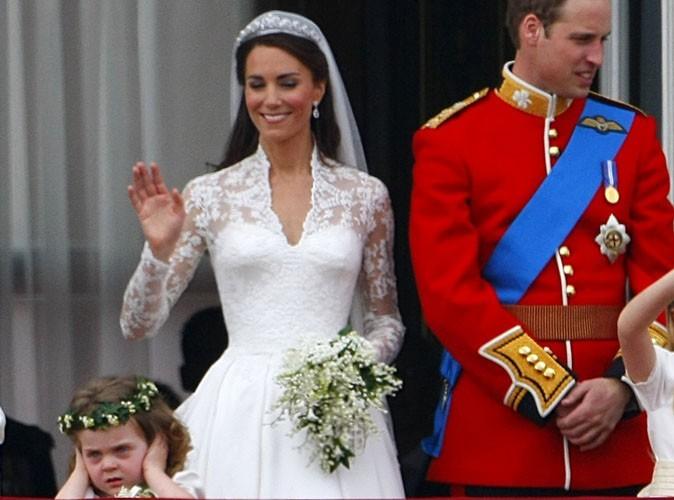 Mariage du Prince William et de Kate Middleton : La plus jeune des demoiselles d'honneur a tout juste trois ans !