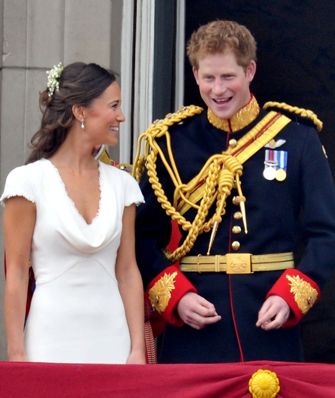 Pippa Middleton et le prince Harry, une affaire qui roule ?