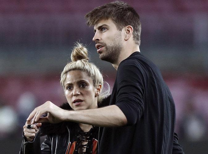 Shakira a pris sa décision pour l'avenir de Gerard Piqué !