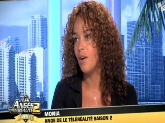 """Les Anges de la télé-réalité 2 : Monia : """"je vis grâce à l'argent des Whatfor depuis 8 ans"""""""