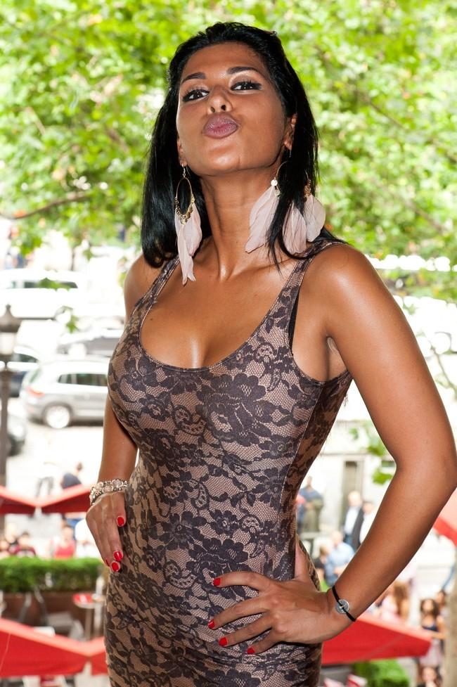 Ayem le 27 juin 2012 à Paris