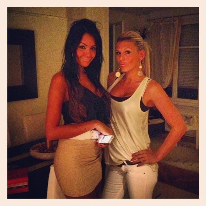 Photos : Nabilla et Amélie, très amies !