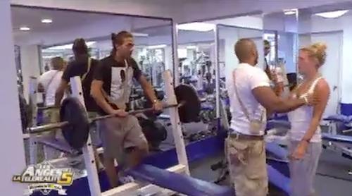Marc prend les reines de la salle de sport !