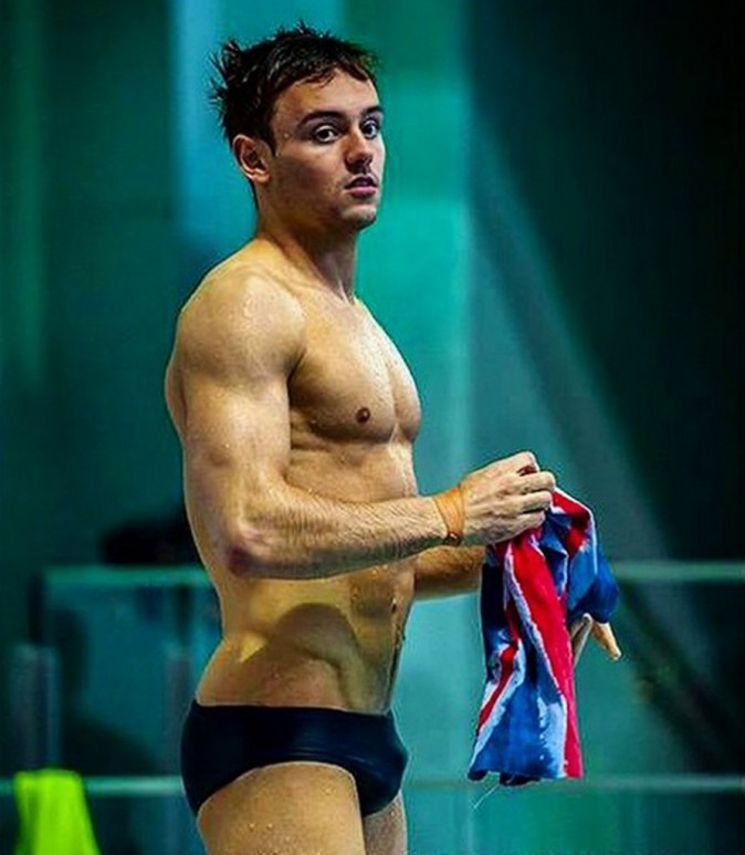 Guest star : Tom Daley