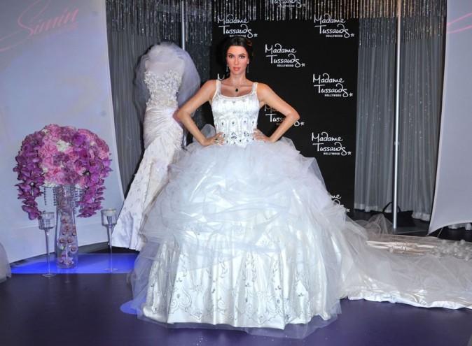 Kim en imposera autant demain avec sa robe !