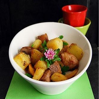 Etape 5 de la recette bonus de Cyril Rouquet : le porco de Kina