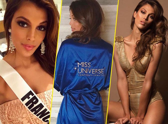Photos miss univers 2016 iris mittenaere en met d j - Miss univers iris mittenaere ...