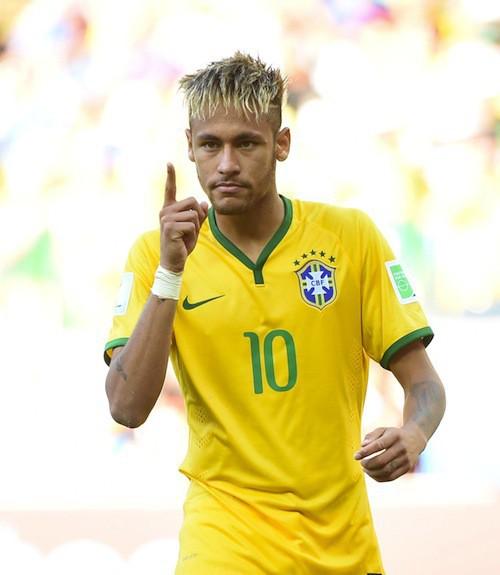 Photos mondial 2014 olivier giroud lu joueur le for Neymar 2014 coupe de cheveux