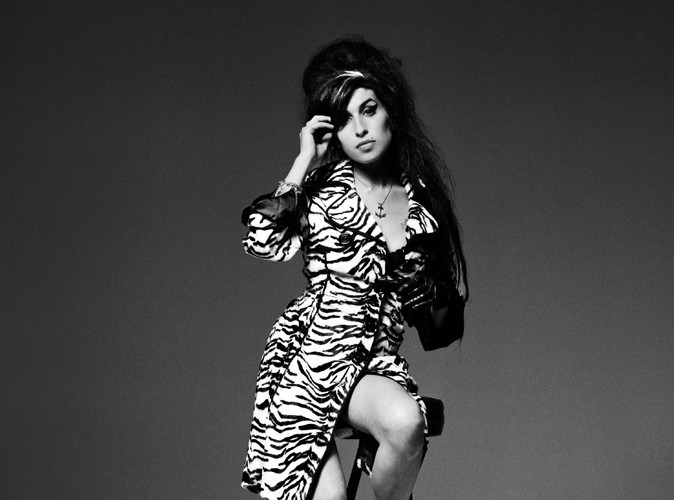 Amy Winehouse : elle sert d'affiche à une campagne contre la drogue…