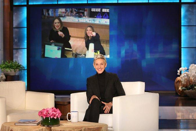 Adele joue les stars insupportables pour Ellen Degeneres et c'est irrésistible!