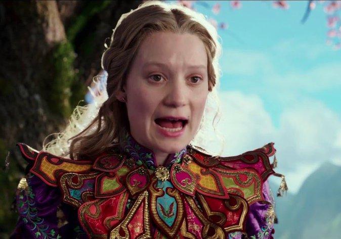 Alice de l autre c t du miroir a voir ou pas notre avis for L autre cote du miroir