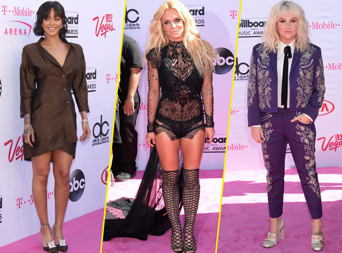 Billboard Music Awards 2016 : Le top 6 des meilleures prestations de la soir�e (Vid�os)