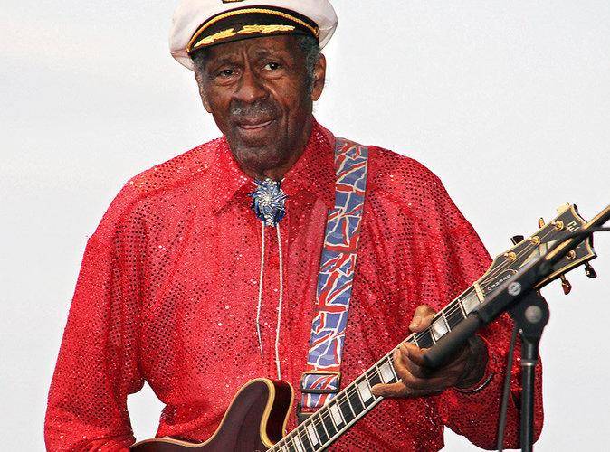 Chuck Berry : le père du rock'n'roll est mort