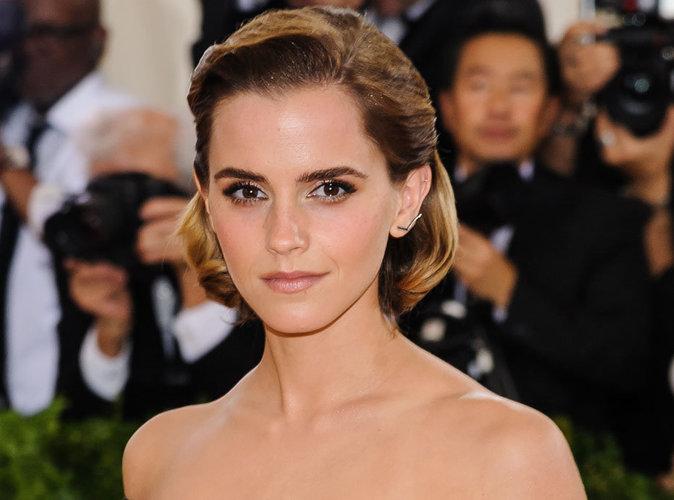 Emma Watson � l'affiche du tr�s myst�rieux