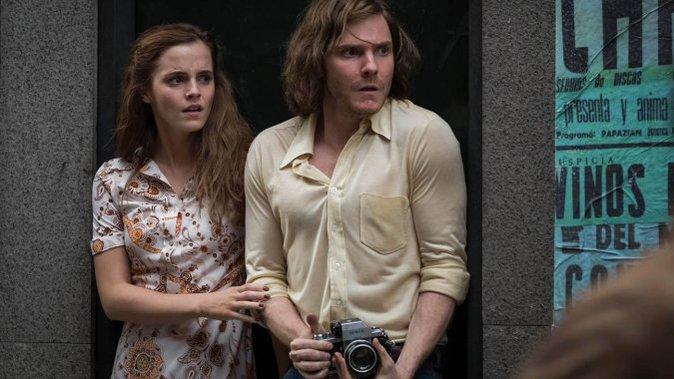 """Emma Watson amoureuse d'un prisonnier dans """"Colonia"""""""