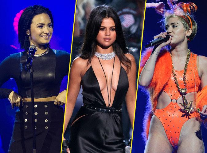 Musique : Demi, Miley, Selena : Le match des voix !