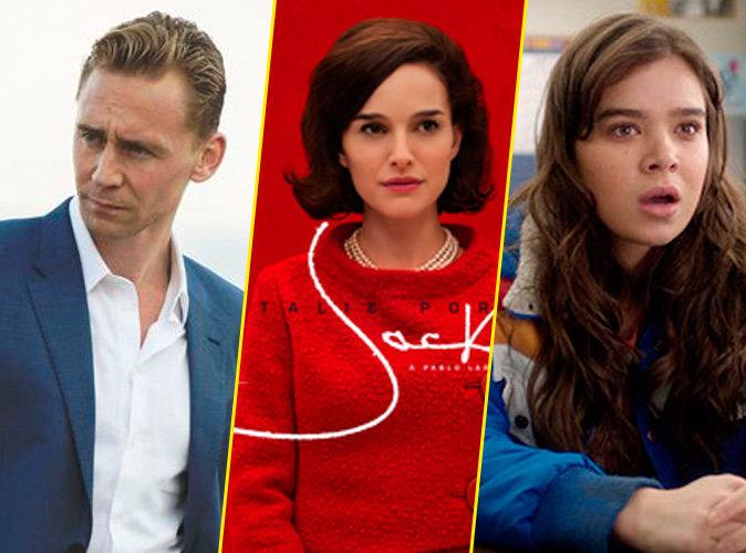 Tom Hiddleston, Nathalie Portman, Hailee Steinfeld : Qui sont les nommés des Golden Globes 2017 ?