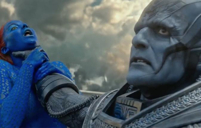 X-Men Apocalypse: Un nouveau trailer avce Jennifer Lawrence en chef de guerre