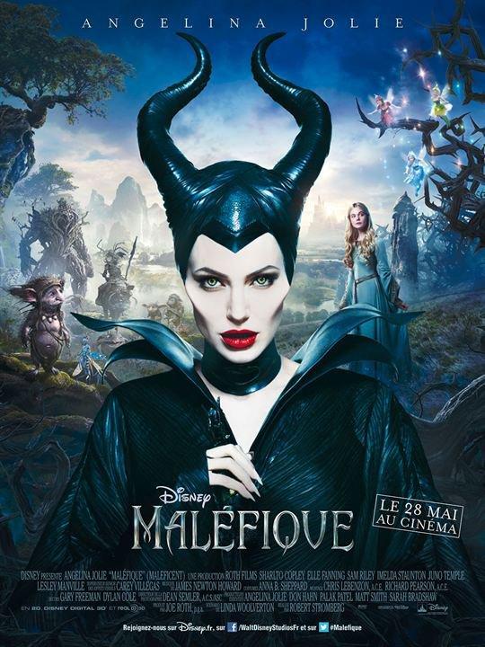 Angelina Jolie dans Maléfique