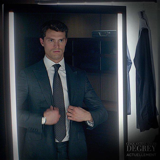 Christian Grey / Jamie Dornan