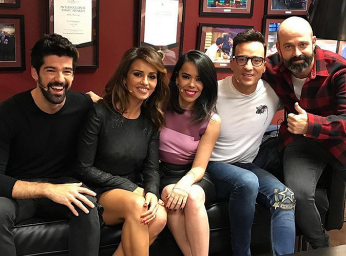 Beatriz Luengo, Miguel Angel Munoz, Monica Cruz... le cast de