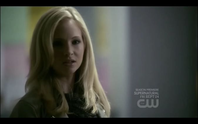 "candice king dans ""the vampire diaries"""