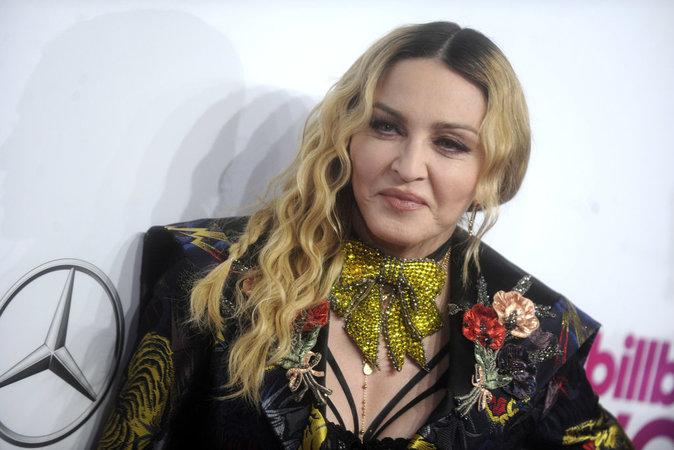 Madonna ne veut pas de son biopic et pousse un violent coup de gueule