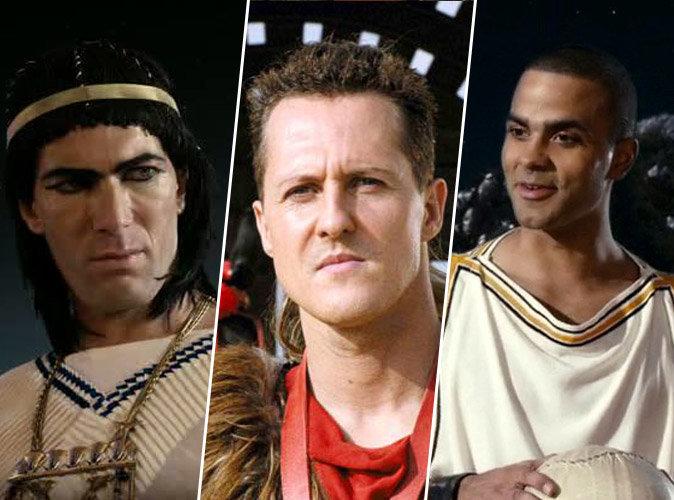 Zinedine Zidane, Michael Schumacher, Tony Parker : Ces stars du sport qui ont joué au cinéma