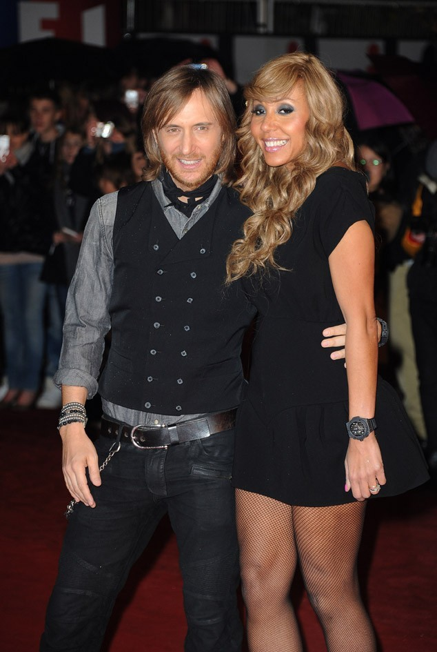 David et Cathy Guetta !