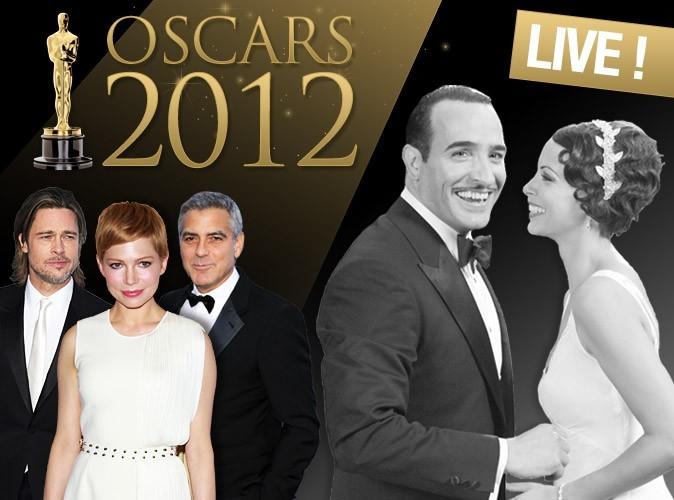 Oscars 2012 : suivez la cérémonie en live avec nous !