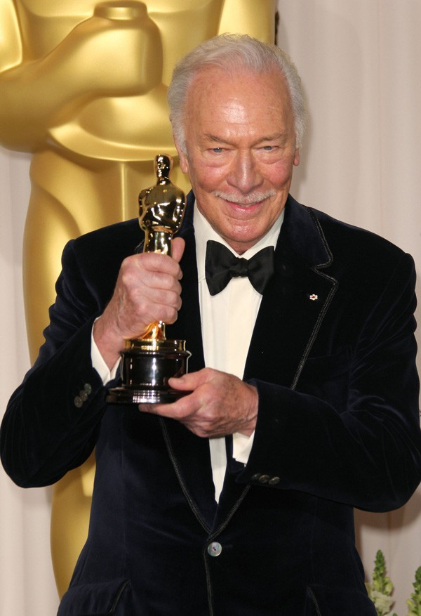 Christopher Plummer, Osacr du Meilleur Second rôle masculin pour Beginners