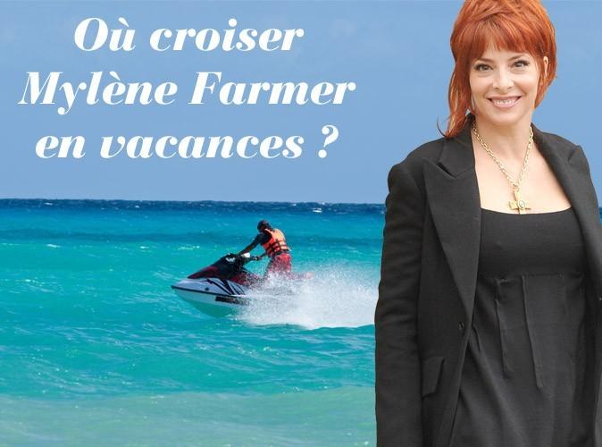 Exclu Public : Mylène Farmer : en mode détente à Porto Vecchio !