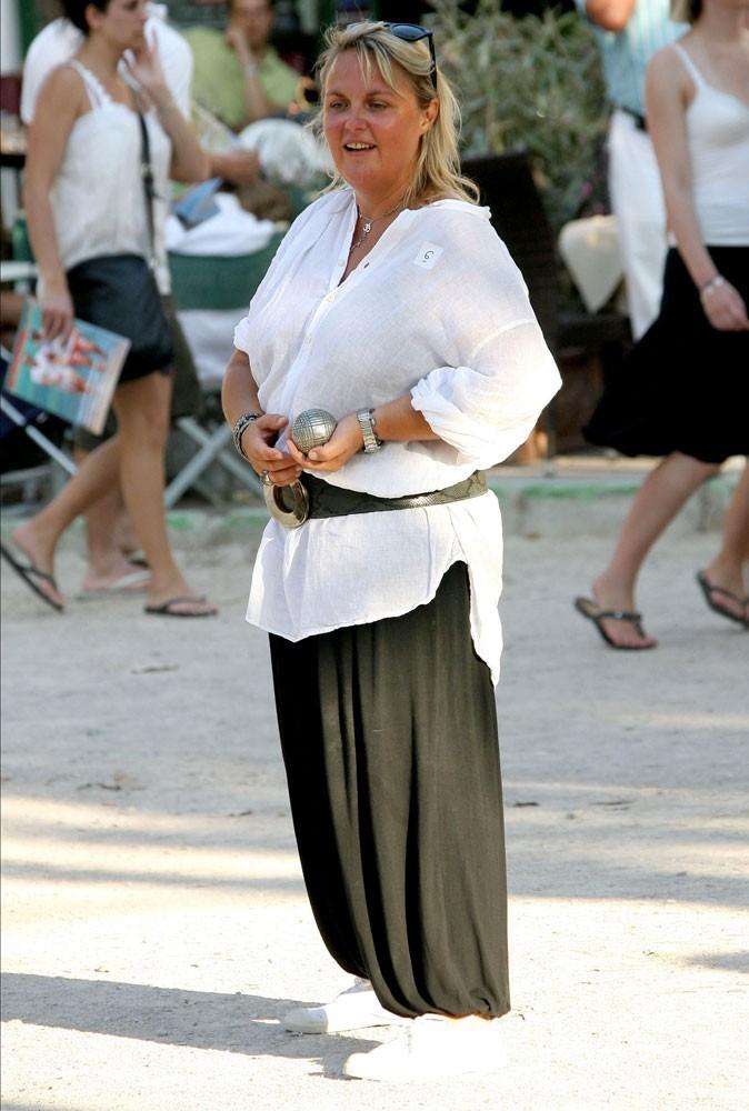 Vous pourrez croiser Valérie Damidot en vacances à Saint-Martin-de-Ré !