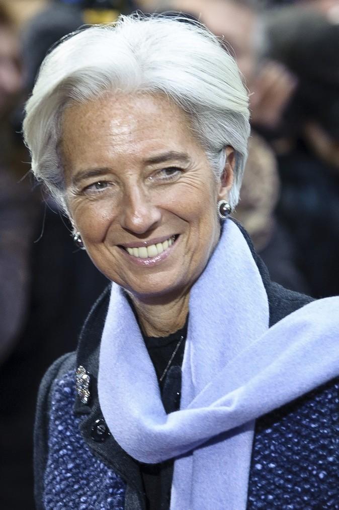 Christine Lagarde, la simplicité ça la connaît !