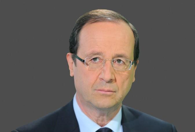 François Hollande: Dégarni, à quand la moumoute ?