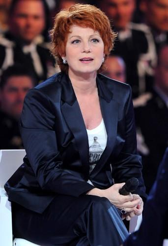 La comédienne Véronique Genest