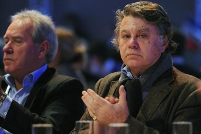 L'avocat Gilbert Collard