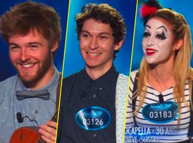 Public Buzz : Nouvelle Star : Patrick, Kévin, Mima Vocappela, notre TOP 3 de l'épisode 1 !