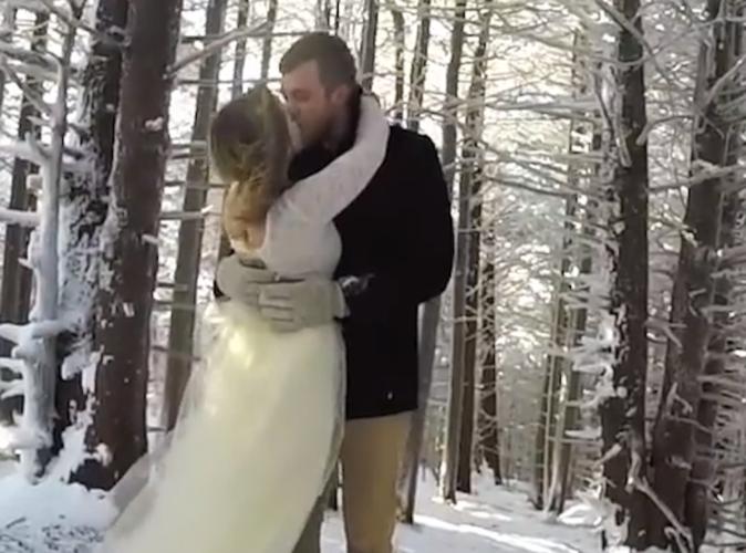 Public Buzz : Vid�o : Quand un chien filme le mariage de ses ma�tres !