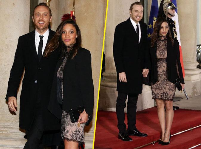 #TopNewsPublic : David Guetta nous pr�sente sa nouvelle ch�rie, Kim Kardashian et Amber Rose r�unies !