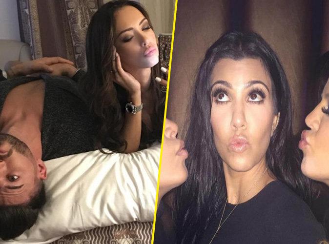 #TopNewsPublic : Nabilla sa rupture est confirmée, Khloe et Kim Kardashian se mettent les fesses à l'air pour Kanye...