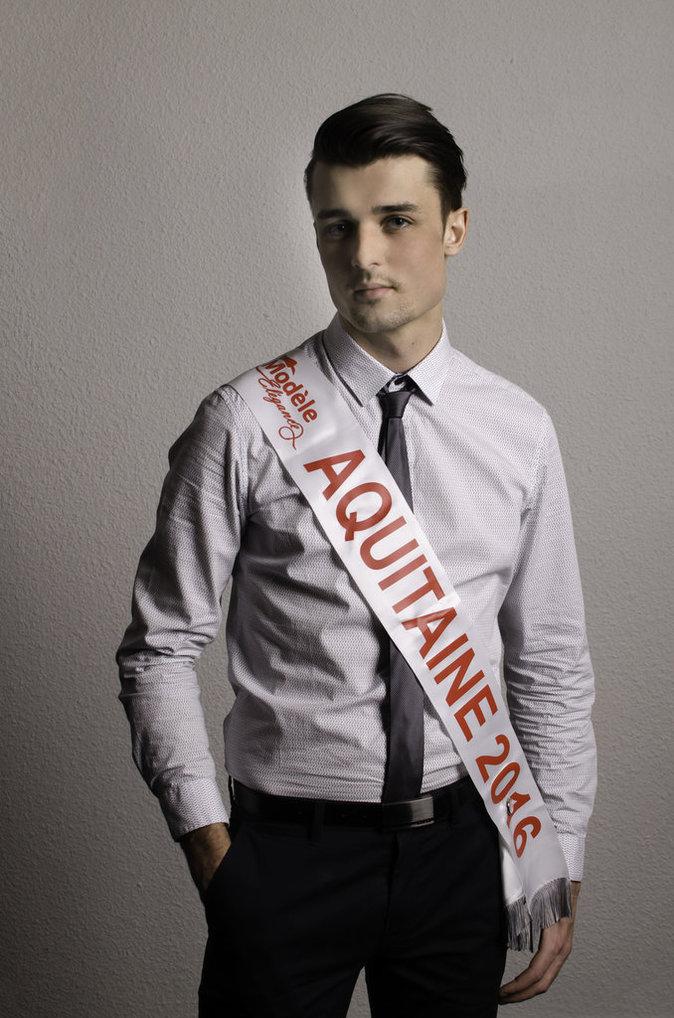 AQUITAINE – Alain Besnard – 24 ans – 1,95m – Responsable de magasin